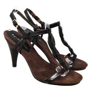 Bandolino Women's Ankle Strap Heel Pumps Size Us 6